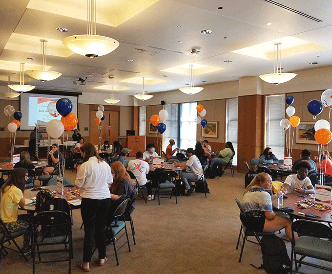UTSA foster center is helping students achieve their full potential